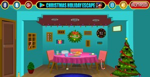 Jouer à Christmas fun room escape