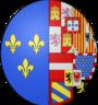 Blason de l'Infante Marie-Thérèse