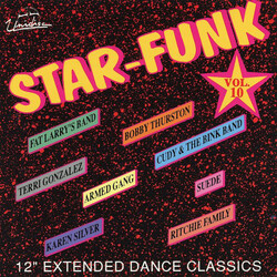 V.A. - Star Funk Vol.10 - Complete CD