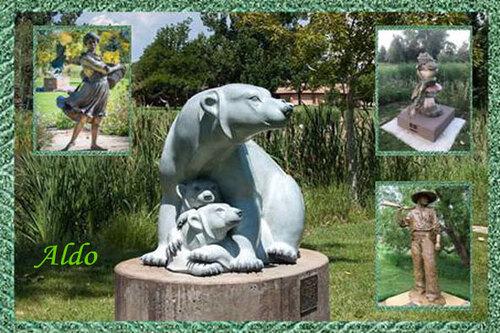 PPS Benson Sculpture