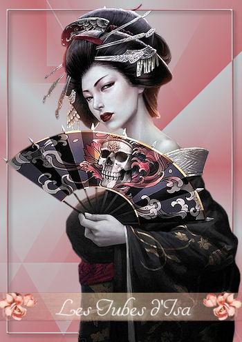 AS0001 - Tube femme asiatique