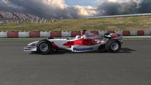 Team Panasonic Toyota Racing