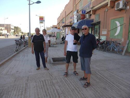 Balade dans les rues de Goulmima