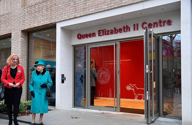 New Queen Elizabeth II Centre