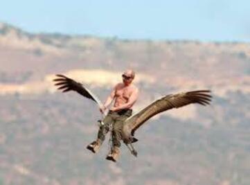 """Quand les """"pros"""" du FN font, """"par la main de Poutine"""", l'autre campagne electorale..."""
