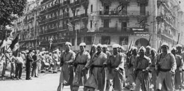 Harkis en Algérie