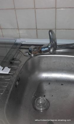 Problèmes de robinets