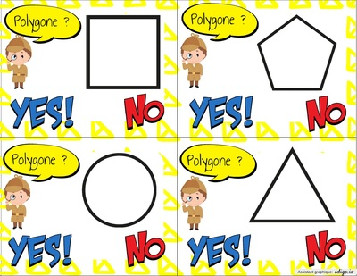 Polygone or not polygone ?
