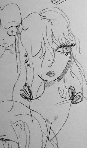 Méli-mélo de dessins