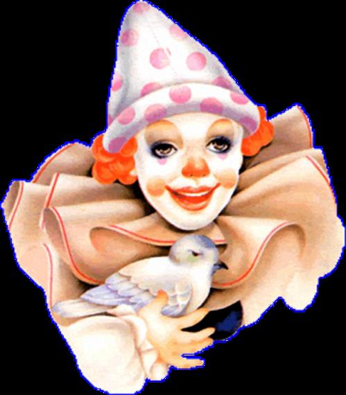 Personnages de Carnaval Série 5