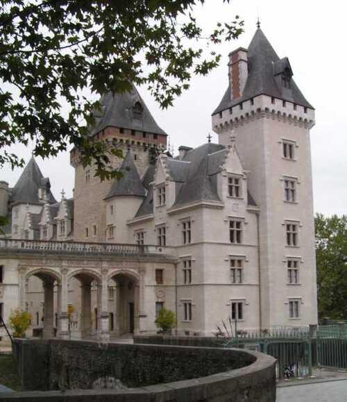 Le château d'Henri...