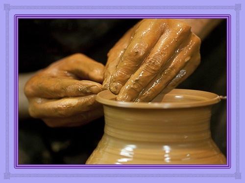Entre les mains du potier (1 et 2)