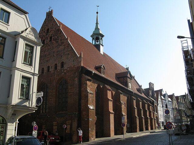 Blog de lisezmoi : Hello! Bienvenue sur mon blog!, L'Allemagne : Mecklemborg-Poméranie Occidentale - Wismar -