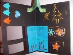 les bricolages de Noel 2011