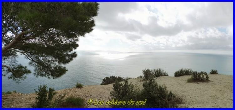 Côte bleue, Calanque de Figuerolles
