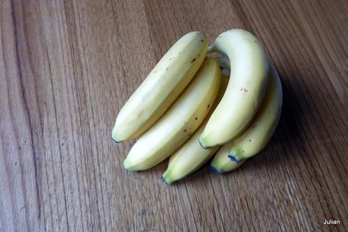 Des bananes !