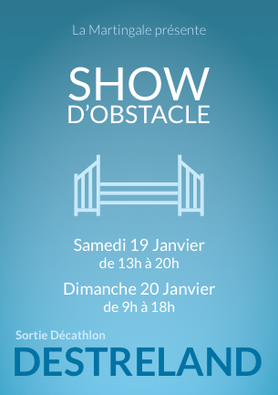 Show d'obstacle