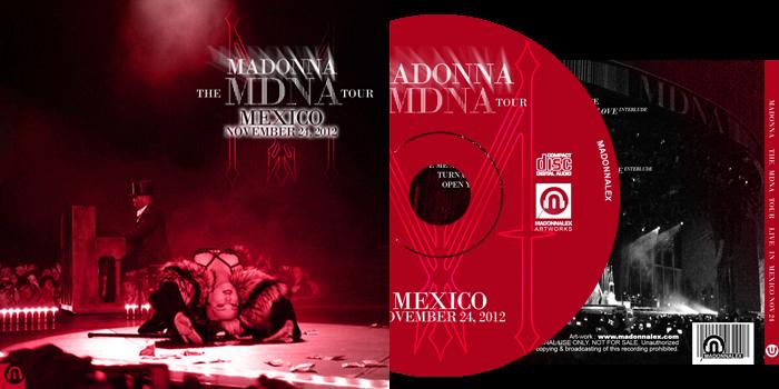 The MDNA Tour - Live in Mexico Nov24
