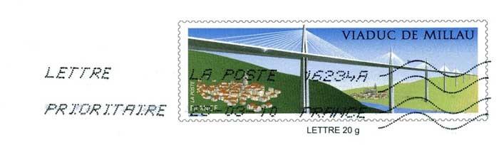 img060 timbre viaduc Millau