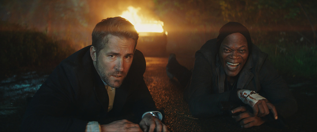 HITMAN & BODYGUARD : Ryan Reynolds et Samuel L.JACKSON forment un duo de choc dans le teaser ! // Au cinéma le 23 août 2017