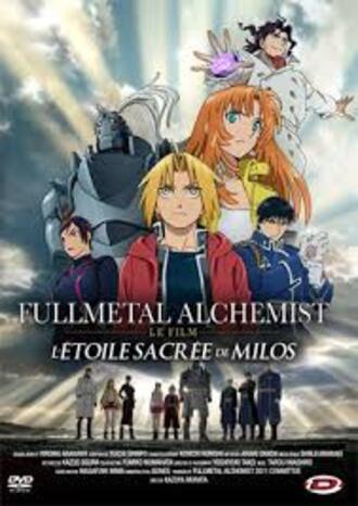 Fullmetal Alchemist le film: L'étoile sacrée de Milos