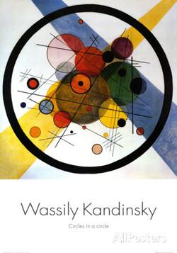 Des ronds comme Kandinsky