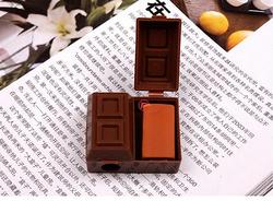 Taille Crayon en chocolat