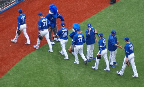 Blue Jays, Yeah !