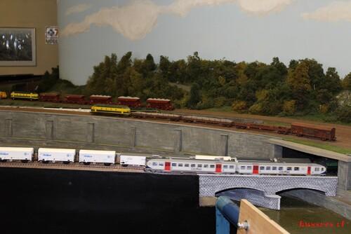 trains miniatures à ougrée 2015