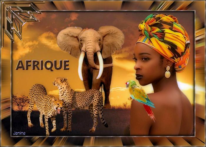 Défi no 4  de Lara  Afrique