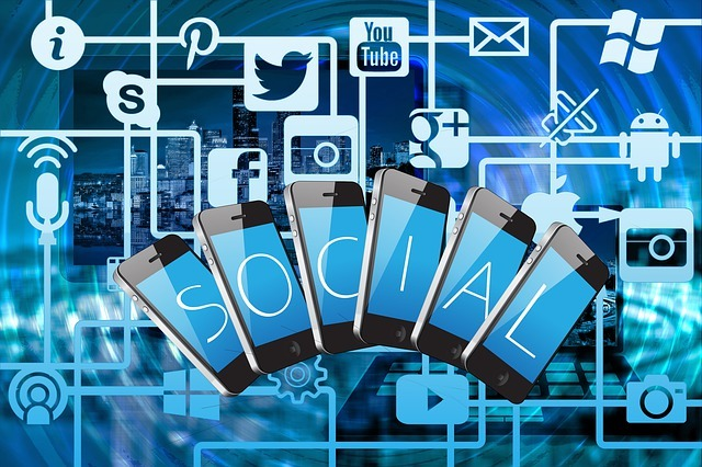 Social traffic is traffic and visitors from social media