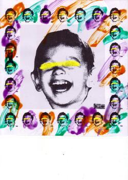 Des photos inspirées d'Andy Warhol