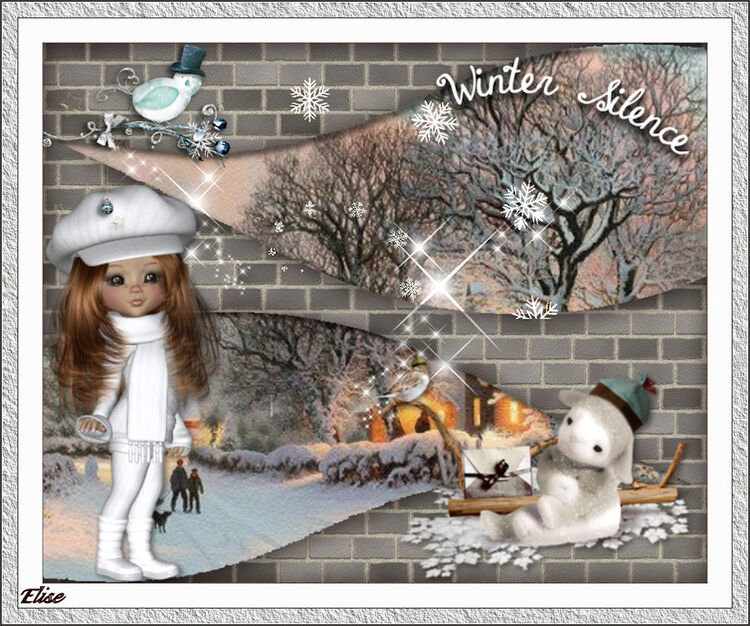 Winter silence   de Msrf designs