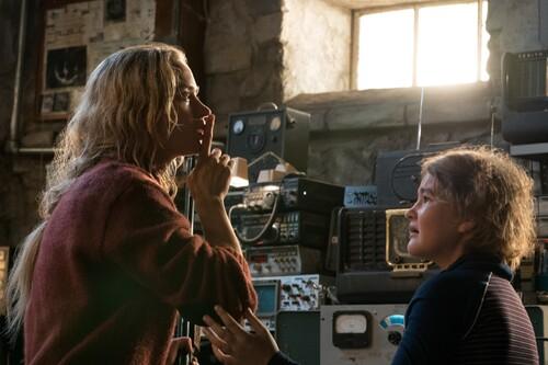 SANS UN BRUIT - LA BANDE-ANNONCE avec EMILY BLUNT ! Le 20 juin 2018 au cinéma