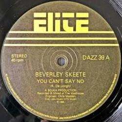Beverley Skeete - You Can't Say No