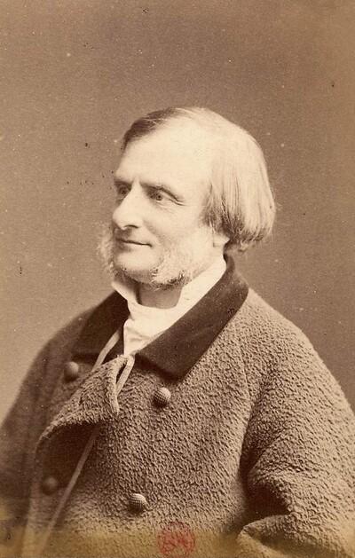 Émile Accolas, nommé Doyen de la Faculté de Droit de Paris par le Conseil de la Commune (photographie de Nadard)