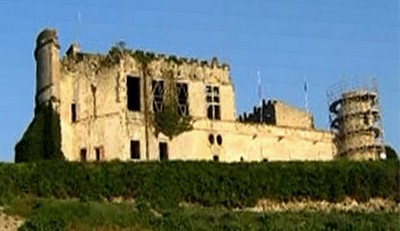 Blog de sylviebernard-art-bouteville : sylviebernard-art-bouteville, 9 Rénovation du Château de Bouteville (2009).