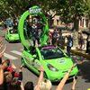Pour la 8ème année consécutive, Teisseire reprendra cet été la route du Tour de France en tant