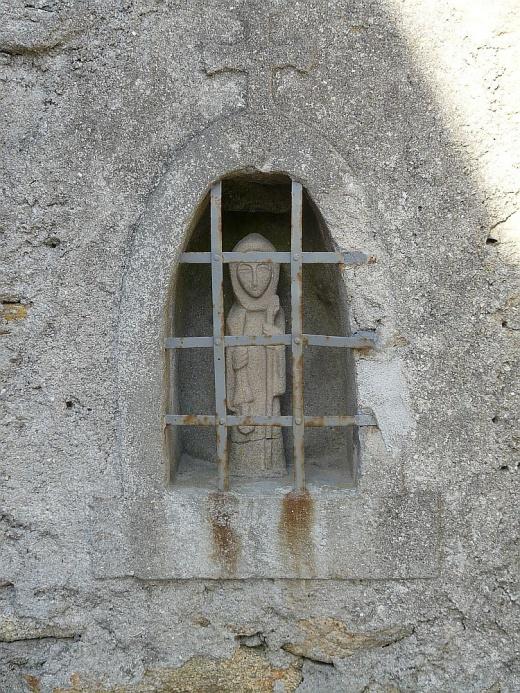 Bretagne: Eglise de Sein