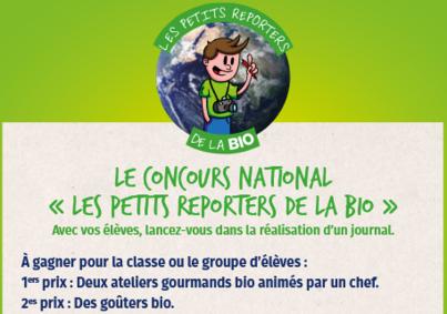 Kit et concours agriculture bio
