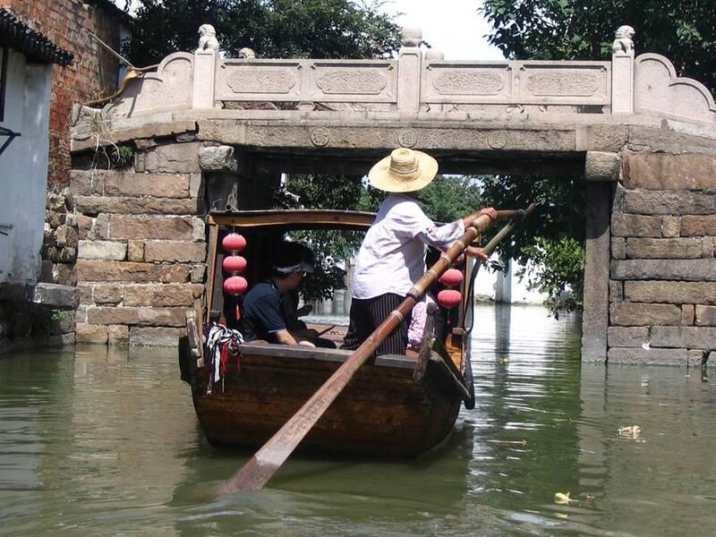 UNE PETITE BALADE A SUZHOU (SHANGHAI)