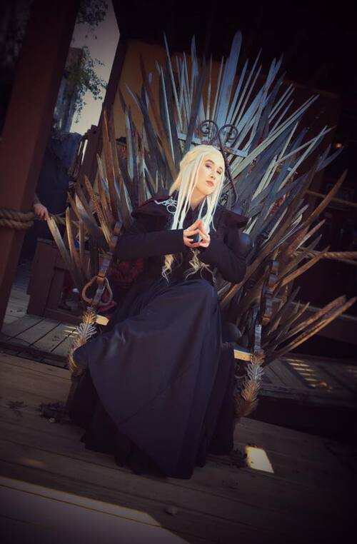 Les cosplays Dany saison 7