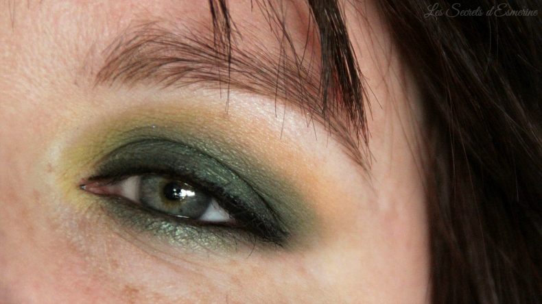 Ireland forever : make up au couleur de la Saint Patrick