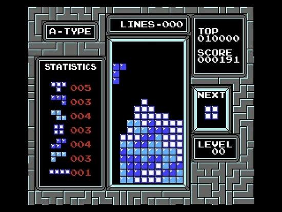 Tetris s