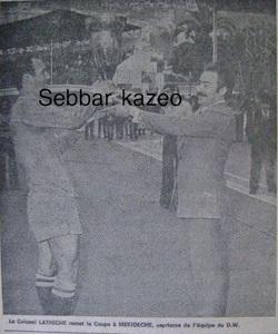 Finale Militaires 1974/1975