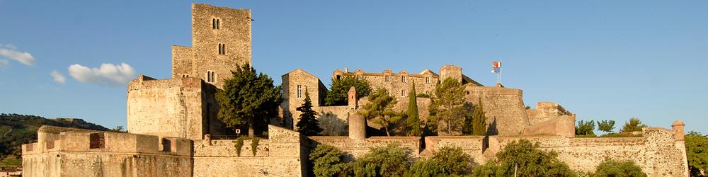 Collioure :: Château et Sites de défenses