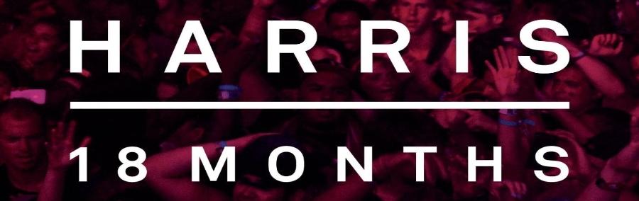 ALBUM PREMIERE // Calvin Harris – 18 Months