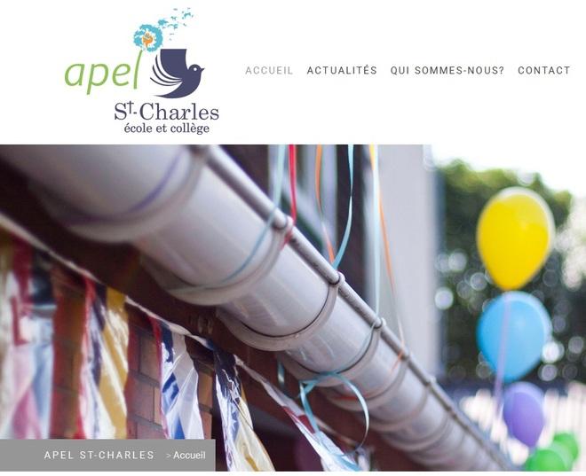 Nouveau site pour l'APEL