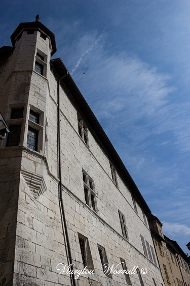 Pays de Savoie : Annecy le château