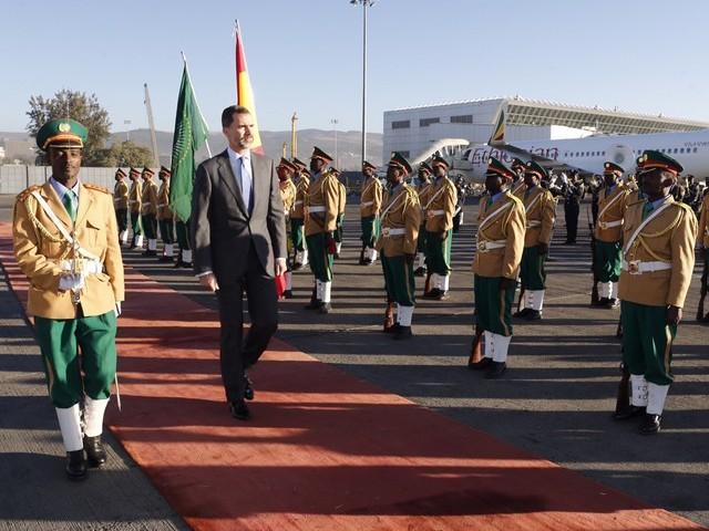 Felipe en Ethiopie